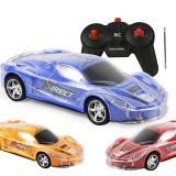 4WD 1/24 Remote Control Remote Control Light Up Racing Car W/ 3D Flashing Lights Drive Toy