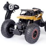 Dadgod 1/18 2.4G 4WD Remote Control Racing Car High Speed Rock Crawler Bigfoot Climbing Truck Toys RTR