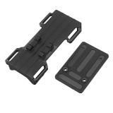Battery Receiver Floor Assembly For PRC 1/18 Remote Control Crawler QX-4 Remote Control Car Bulk Parts