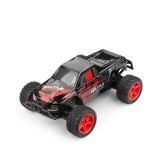 Wltoys L219 1/10 2.4G 2WD 30km/h Racing Remote Control Car Brushed Full Scale Steering Big Foot Truck Toys