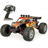 FY11 1/12 2.4G 2CH Amphibious Long Distance Control Crawler Remote Control Car