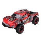 1/16 Remote Control Car Truck Car 15KM/h 2.4G 4WD Partial Waterproof Brushed Short Course SUV 1621