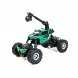 Crazon 1/16 2.4G 4WD With Wifi Camera 0.3MP Phone Control Double Turning Waterproof Crawler Remote Control Car
