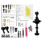 WPL 6X6 All OP Accessory With Middle Bridge For 1/16 WPL B16 B36 Kit 1/16 6WD Remote Control Car Parts