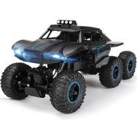 JJRC D823 1/12 2.4G 6WD Rc Car Off-road Climbing Truck Crawler with HeadLight RTR Toys
