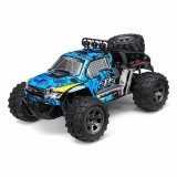1/18 2.4G 2WD 100m Long Distance Control Remote Control Car Off Road Dessert Buggy