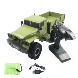 SuLong Toys SL3342 Ural 1/10 2.4G 6WD Rc Car Military Truck Vehicle RTR Model