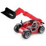 Double E E575-003 Remote Control Car Telescopic Arm Loading Forklift Vehicle Model Toys
