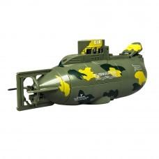 ShenQiWei 3311M 27Mhz/40Mhz Electric Mini RC Submarine Boat RTR Model Toy
