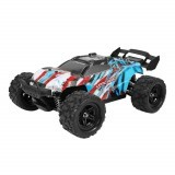 HS 18321 1/18 2.4G 4WD 36km/h Remote Control Car Model Proportional Control Big Foot Monster Truck RTR Vehicle