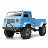 RGT 137300 1/10 2.4G 4WD Remote Control Car with Front LED Light Electric Off-Road Crawler Vehicles RTR Model