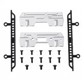 Orlandoo Hunter MX0032-B Upgraded Side Pedal Plates Kit for OH32A03 1/32 Remote Control Car Parts