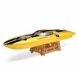 P1 70cm Brushless High Speed RC Boat KIT Without Battery Servo Transmitter 60km/h