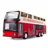 Double Eagle E640-001 1/18 2.4G Remote Control Car Sightseeing Tour Bus Two Layers Vehicles Model