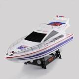 Heng Long 3837 2.4G RC Boat Double Motors High Speed Racing Ship Model Toys