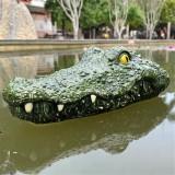 MX 0030 2.4G 4CH Electric RC Boat Simulation Crocodile Animal Vehicles RTR Model Toy