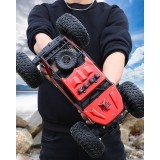 1:12 2.4Ghz Radio 4WD Remote Control Car Rechargeable Remote Control High Speed Off Road Monster Trucks Model Vehicles Toy For Kids
