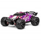 HS 18323 1/18 2.4G 4WD 36km/h Remote Control Car Model Proportional Control Big Foot Off-Road Truck RTR Vehicle