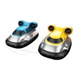 Mini 85mm Radio Control RC Hovercraft RC Boat Vehicle Models Children Toys