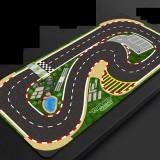 Turbo Racing 1/76 Mini Remote Control Car Spare Race Track Scene Mat Vehicles Model Parts