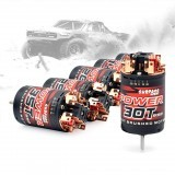Surpass Hobby Three Slot 550 12T 14T 20T 25T 30T 35T Strong Climbing Brush Motor for Remote Control Car Model Parts