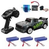 SG 1603 RTR Brusheless 60km/h Several Battery 1/16 2.4G 4WD Remote Control Car LED Light Drift Proportional Vehicles Model
