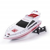 Henglong 3837 2.4G Luxury Boat High Speed RC Boat Vehicle Models Upgraded A Version 7000mah